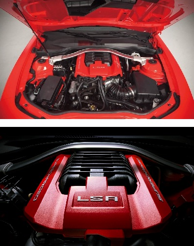 Chevrolet-Camaro-ZL1-LSA-Engine