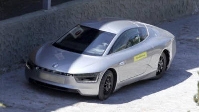 Volkswagen-XL1-Test
