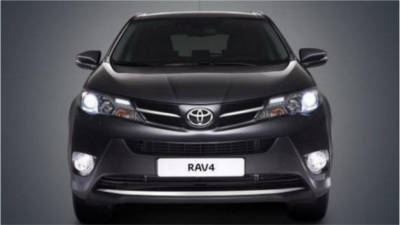 toyota rav4 2013 allestimenti e prezzi motorcompass. Black Bedroom Furniture Sets. Home Design Ideas